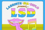 "LSD (Sia, Diplo, & Labrinth) – ""Audio"" Video"