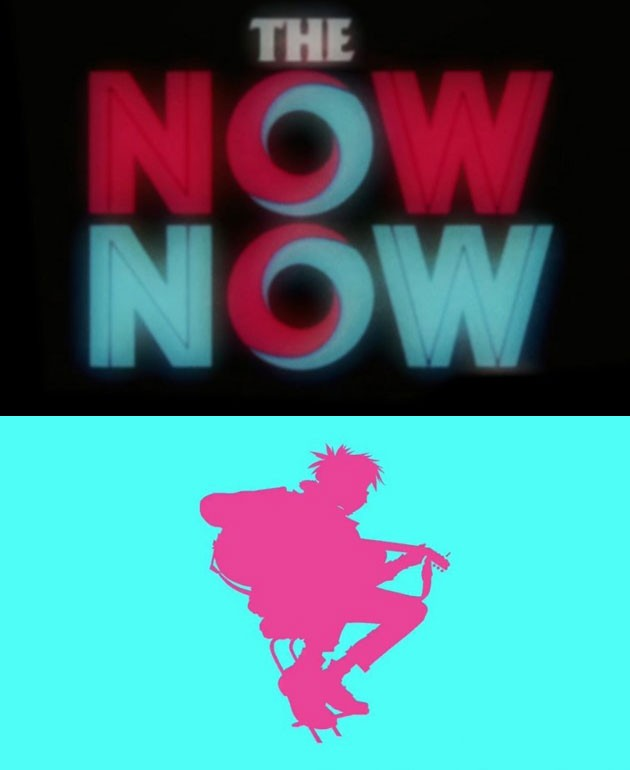 Gorillaz tease 'The Now Now'