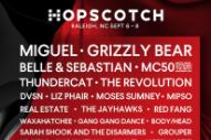 Hopscotch 2018 Lineup