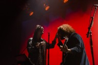 Watch Jim James & Angel Olsen Cover Sonny & Cher At David Lynch's Festival Of Disruption