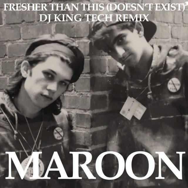 '80s Rap Duo Maroon Reunites For Detroit Music Awards -- Hear Their New