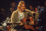 Iconic Kurt Cobain Guitar Goes To Frances Bean's Ex After 2-Year Legal Battle