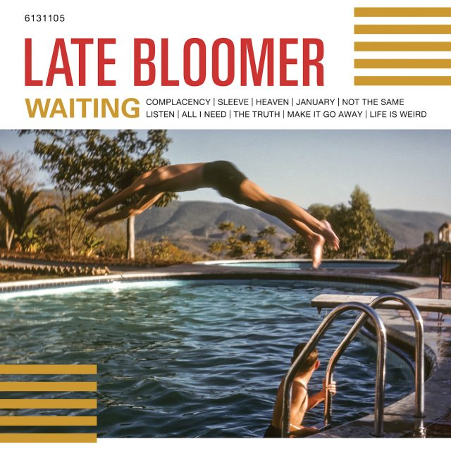 Late Bloomer 'Waiting' Album Art