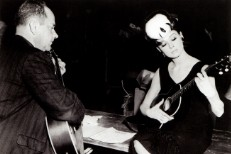 Henry Mancini And Audrey Hepburn
