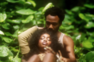 "SZA – ""Garden (Say It Like Dat)"" Video (Feat. Donald Glover)"