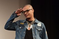 T.I. Arrested For Disorderly Conduct, Public Drunkenness Outside His Gated Community