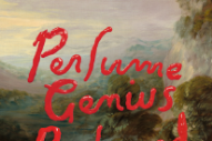 "Perfume Genius – ""Run Me Through (King Princess Remix)"""