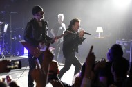 U2 Trade Stadium Splendor For Punk Immediacy At The Apollo