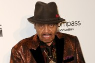Joe Jackson Hospitalized With Terminal Cancer