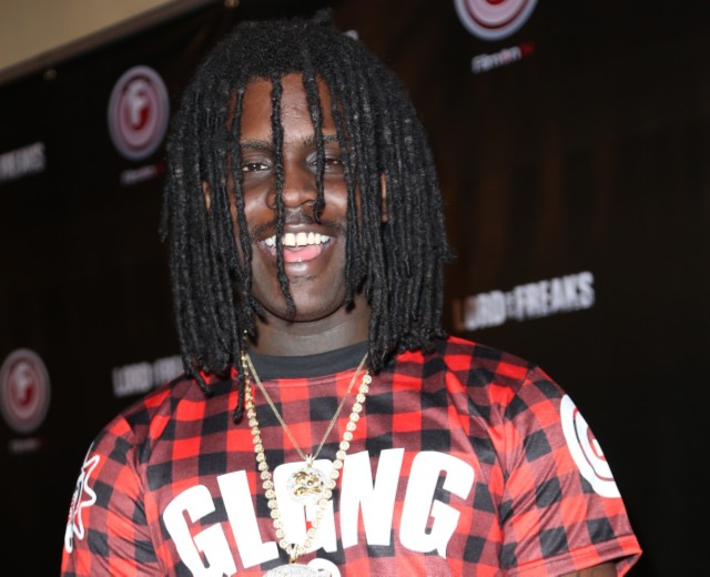 Chief Keef shot at outside NYC hotel