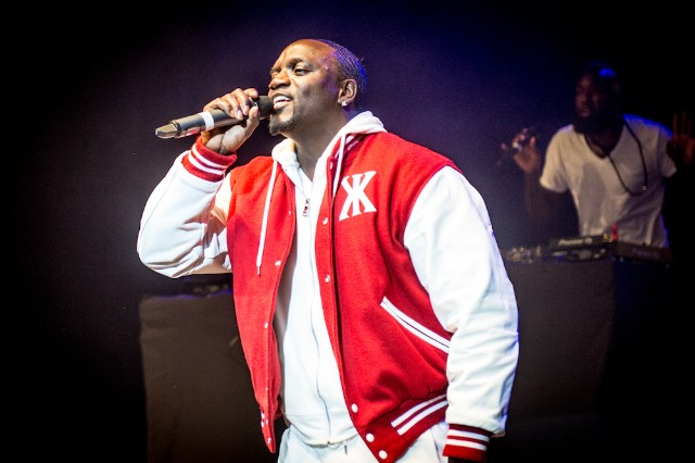 Akon To Open His Own City In Senegal Controlled By 'Akoin'