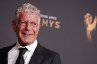 Anthony Bourdain Dead At 61: Rock Star Chef Worked With Iggy Pop, Josh Homme, Sleigh Bells, & Many More Musicians