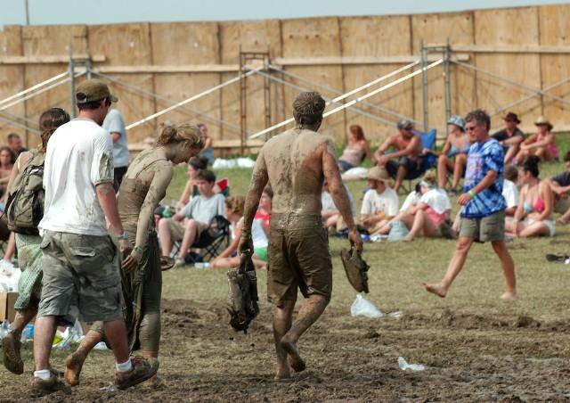 Bonnaroo-mud