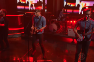 Watch Death Cab For Cutie Play &#8220;Gold Rush&#8221; On <i>Colbert</i>