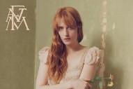 Stream Florence + The Machine&#8217;s New Album And Watch Them Play <em>Seth Meyers</em> &#038; <em>Good Morning America</em>