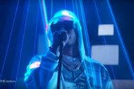 Watch An Angelic Future Perform &#8220;Nowhere&#8221; On <em>Kimmel</em>
