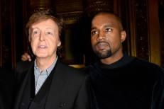 Paul McCartney & Kanye West