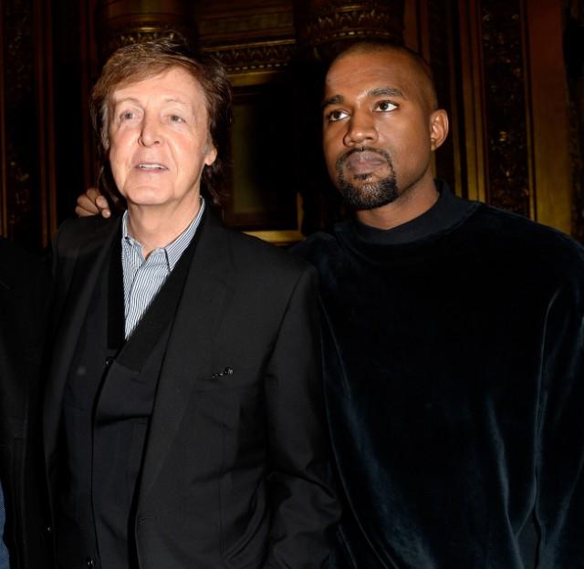 Paul McCartney & Kanye West
