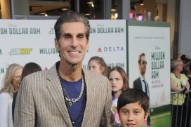 Perry Farrell's Son Embarrassed To Be Seen With His Dad At Lollapalooza :(