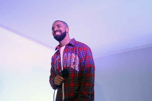 Drake Confirms Rumored Son on New Album 'Scorpion'