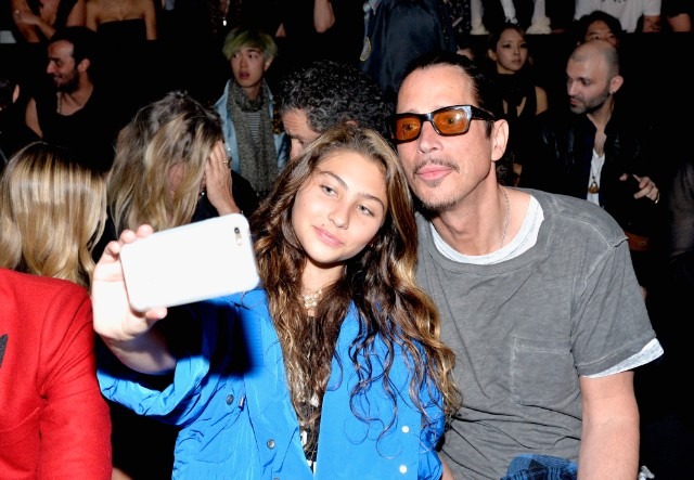Chris Cornell's daughter shares previously unheard duet with her father