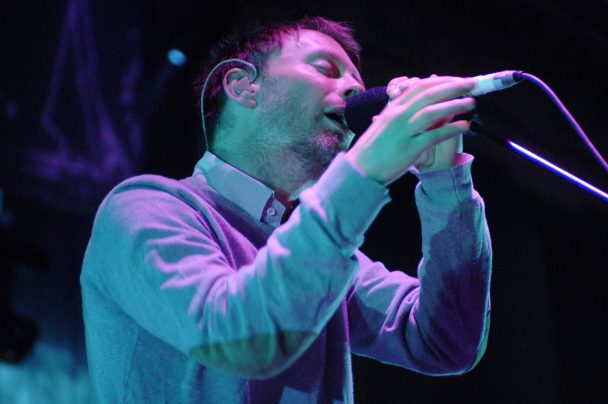 "Full Audio Of Radiohead Rarity ""Come To Your Senses"" Emerges For The First Time"