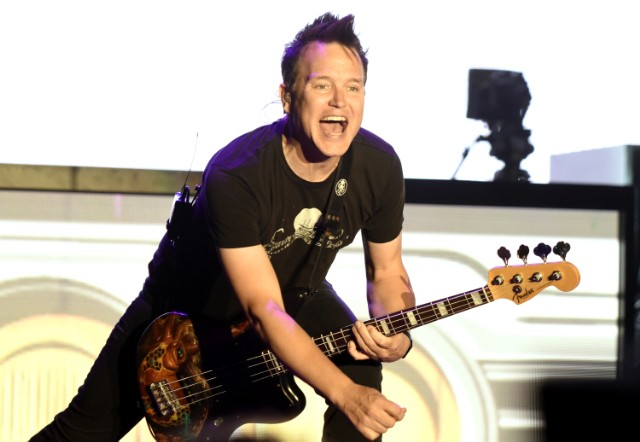 Blink-182's Mark Hoppus Says He Advised A Navy Admiral On Capturing Saddam Hussein