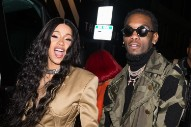 Cardi B & Offset Secretly Got Married Last Year: Report