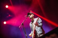The Gaslight Anthem Played A Good Set To Almost No One Last Night