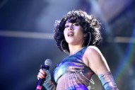 Kali Uchis Proves She's A Star At Governors Ball