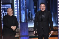 Watch Bruce Springsteen's Tonys Performance And Acceptance Speech