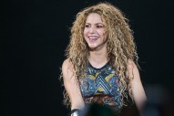Shakira Stops Selling Necklace That Resembles Nazi Symbol