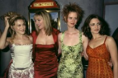 Sex And The City: Sarah Jessica Parker, Kim Cattrell, Cynthia Nixon