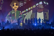 Watch Gorillaz Play New Album <em>The Now Now</em> In Tokyo