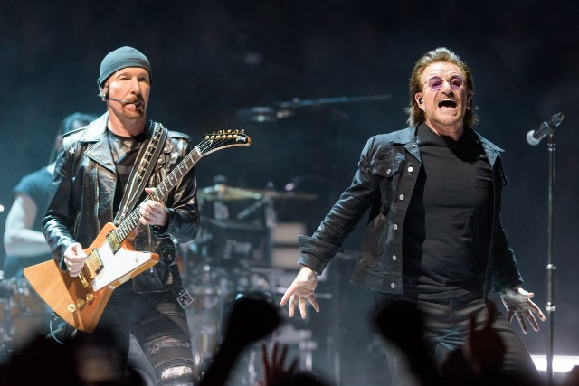 c25d3bd0cace U2 At MSG Concert Review  The moving
