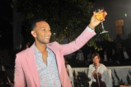 Watch Out Jon Bon Jovi — John Legend's Also Getting Into The Rosé Business