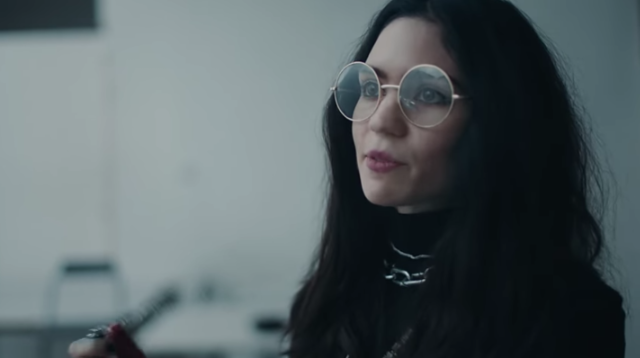 Apple Taps Grimes for New