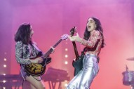 HAIM Say They Fired A Booking Agent Over Gender Pay Disparity