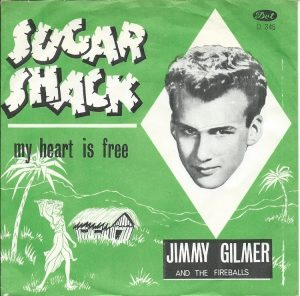 Jimmy-Gilmer-And-The-Fireballs-Sugar-Shack