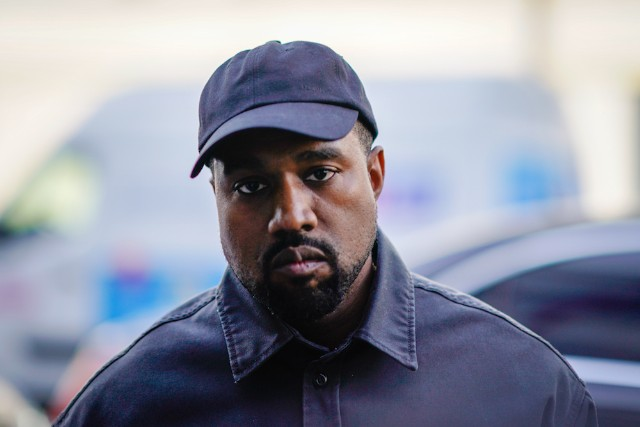 Why did Kanye West think that Kim Kardashian might divorce him?
