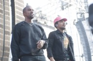Chance The Rapper Preps Albums With Kanye West & Childish Gambino