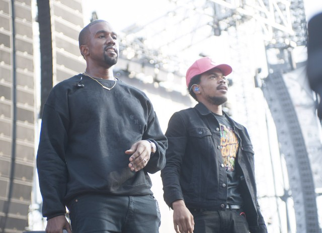 Kanye-West-and-Chance-the-Rapper
