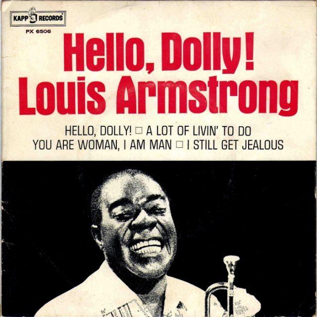 Louis armstrong hello dolly
