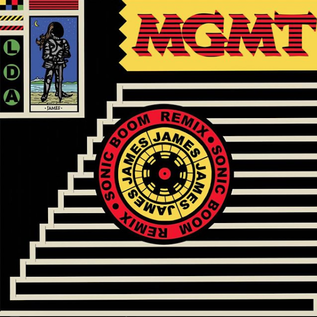 "MGMT – ""James (Sonic Boom Remix)"" - Stereogum"
