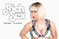 "Nicki Minaj Shares ""Rich Sex"" With Lil Wayne, Announces Tour With Future"