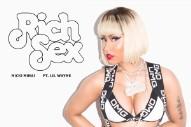 "Nicki Minaj Shares ""Rich Sex"" With Lil Wayne, Announces Tour With Future"