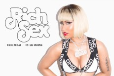 "Nicki Minaj - ""Rich Sex"" (Feat. Lil Wayne)"