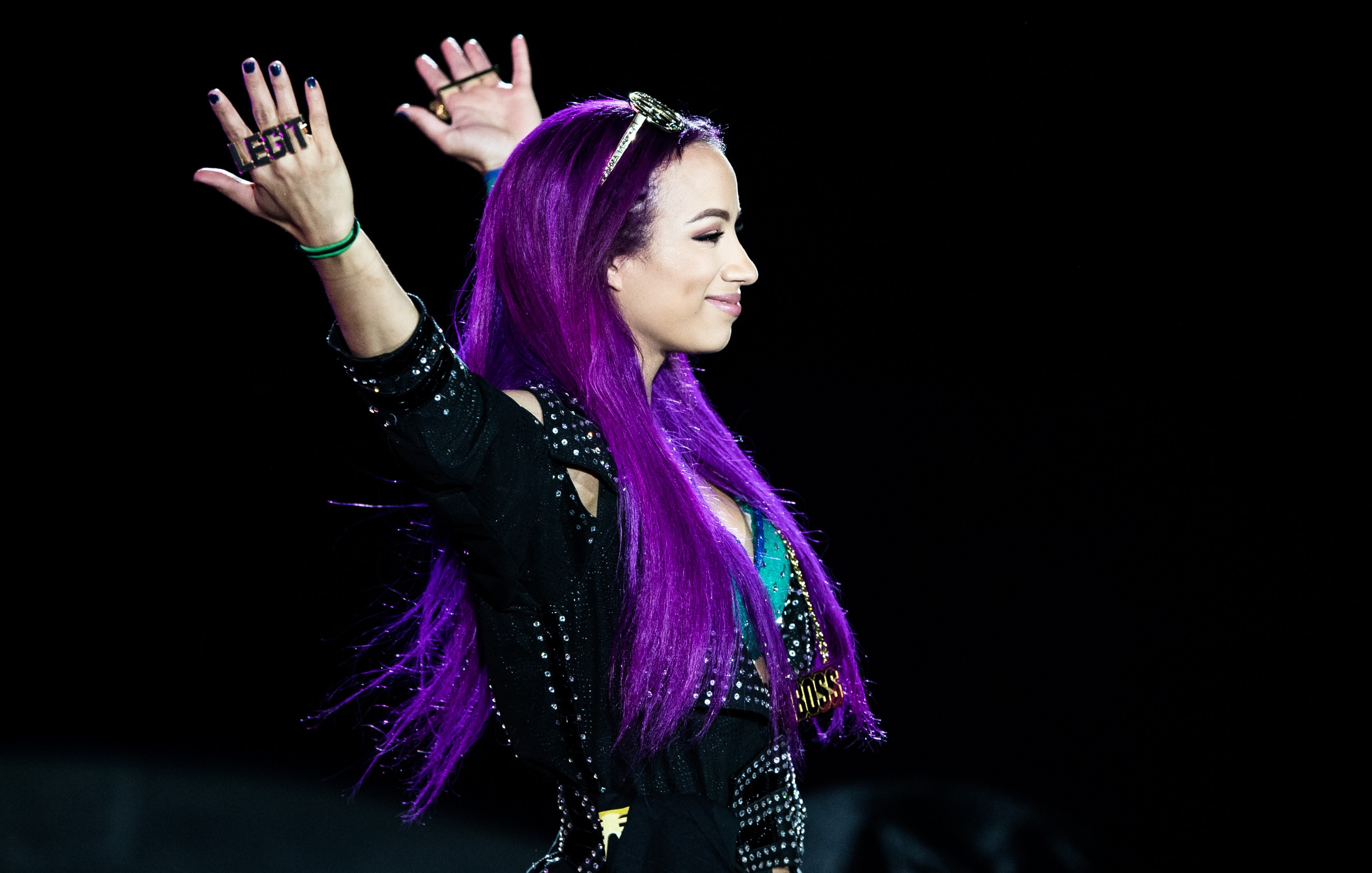 WWE Star Sasha Banks Gets A Song From Mountains Goats