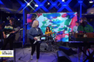 Watch Alvvays Play 3 Songs On <em>CBS This Morning</em>