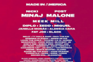 Made In America 2018 Lineup